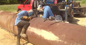 Mobile Welding Anywhere In Caddo Bossier and Desoto Parishes