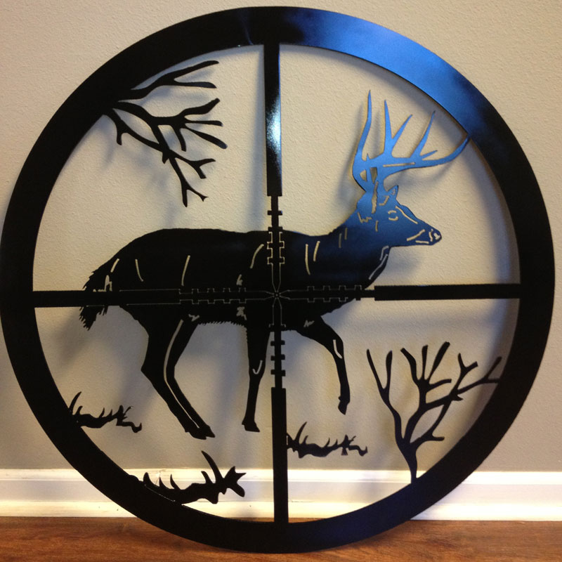 Custom Plasma Cutting and Metal Art from Young's Welding ...